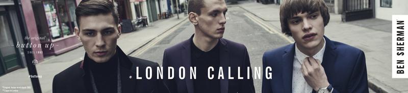 Ben Sherman - London Calling