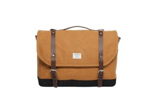 Besace Izzy Waxed Canvas Sandqvist